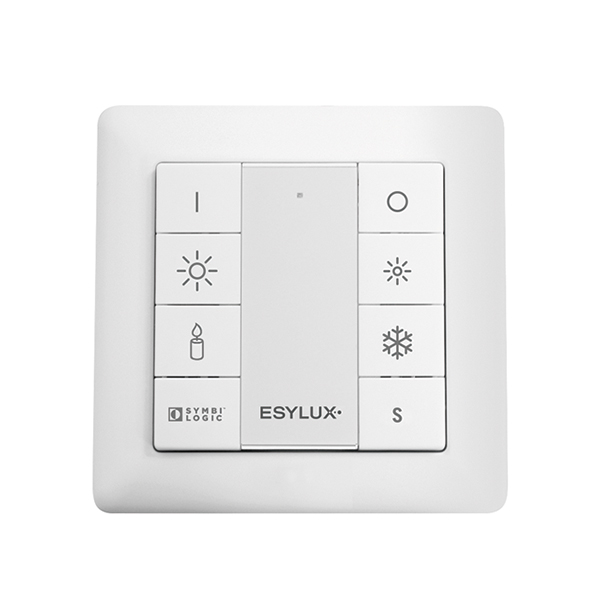 Push Button 8x DALI Tunable White