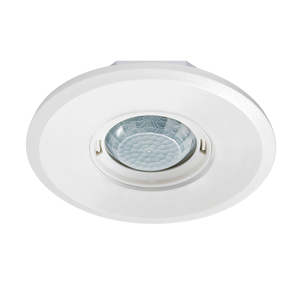 PD-FLAT 360i/8 LARGE ROUND WHITE KNX