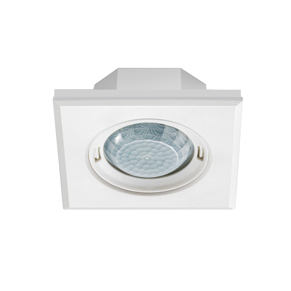 PD-FLAT 360i/8 SQUARE WHITE KNX